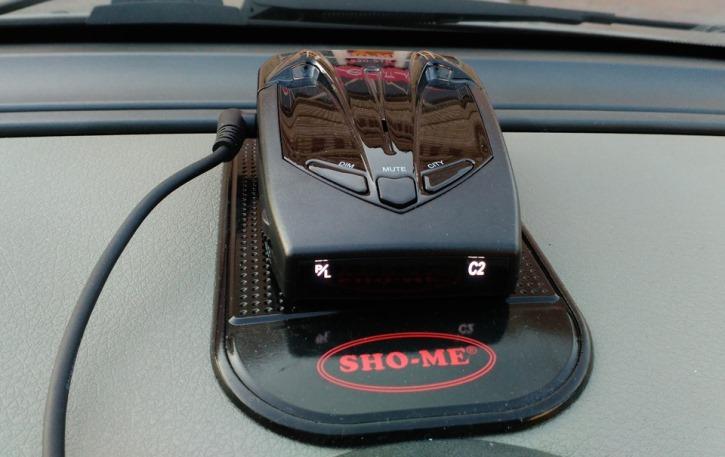 SHO-ME 520-STR