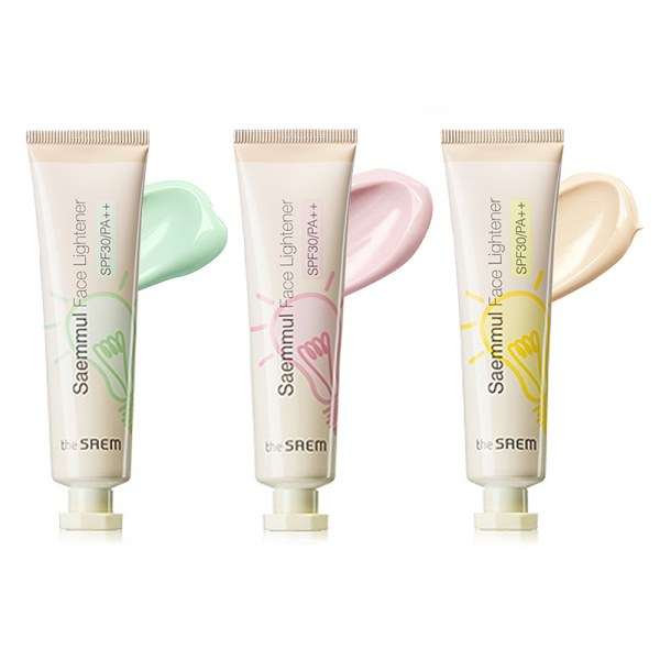 The Saem Saemmul Face Lightener SPF 30 PA