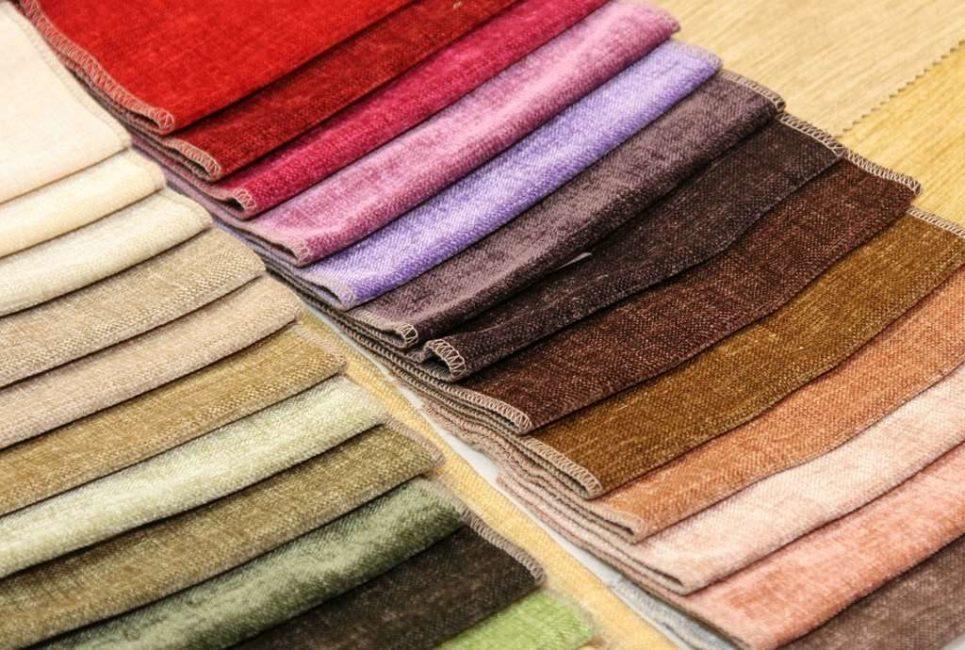 Каталог текстиля для мягкой мебели