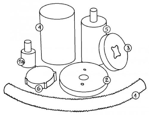 Дыхательный тренажер Фролова комплектация
