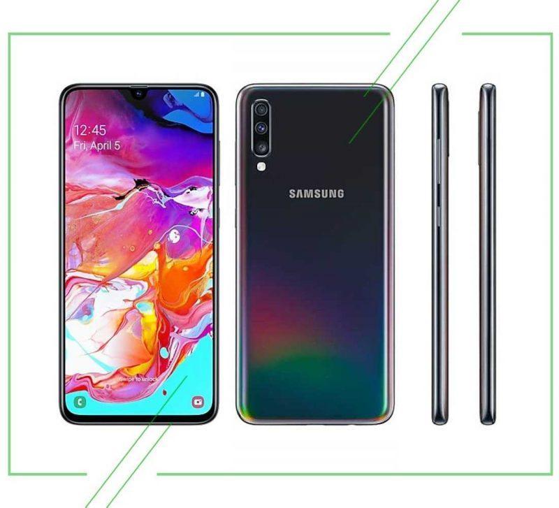 Galaxy A70_result