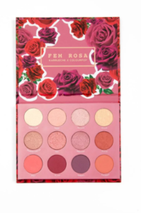Тени Colourpop Pressed Powder Shadow Palette