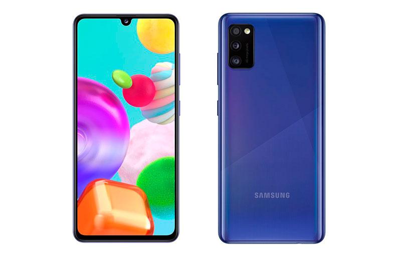 Samsung Galaxy A41: хороший универсальный середнячок