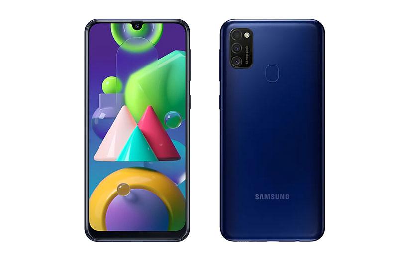 Samsung Galaxy M21: лучший телефон Samsung до 15 000