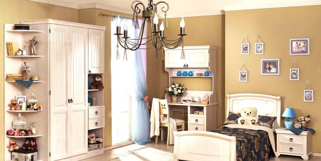Детская мебель Амели