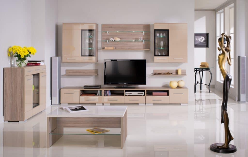 Корпусная мебель Лазурит