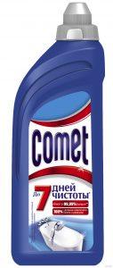 Comet 7 дней чистоты для унитаза