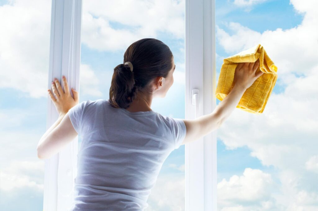 Лучшее средство для мытья окон