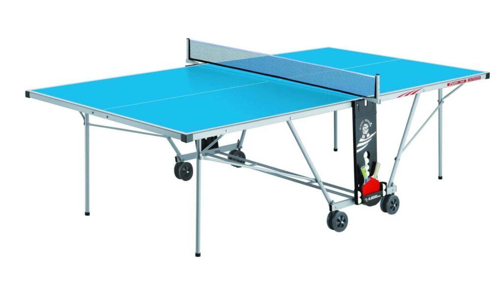 Виды теннисных столов