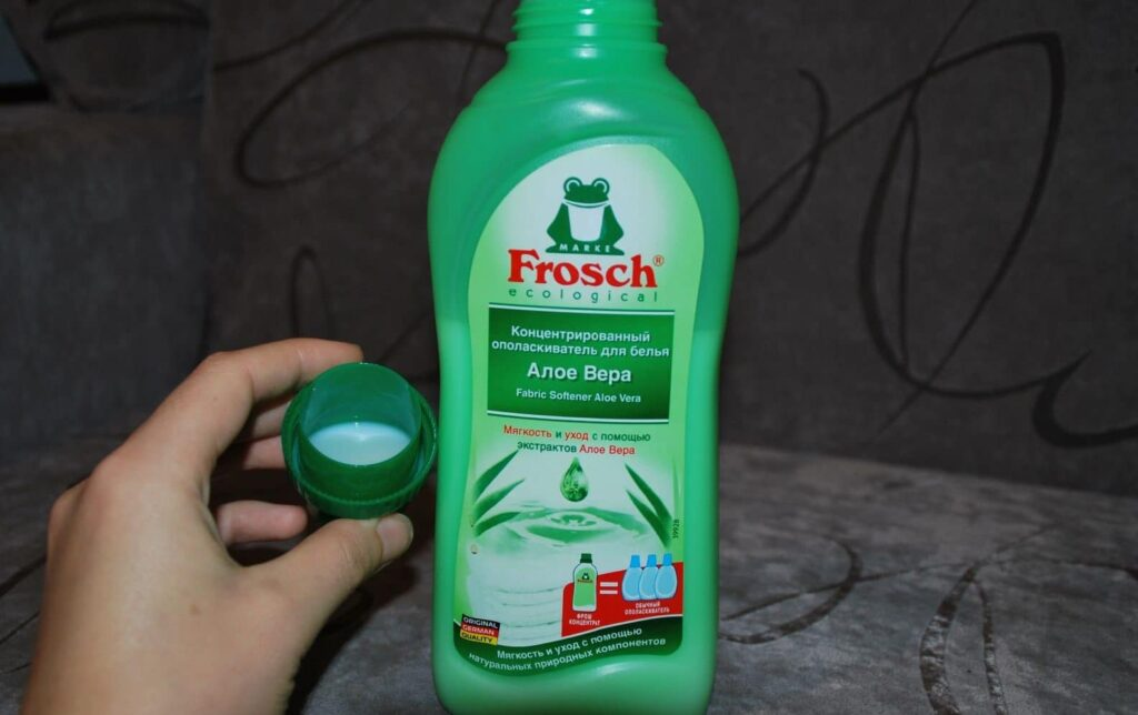 Frosch Алоэ Вера