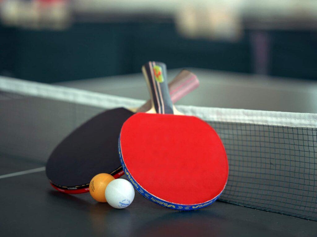 Как правильно подобрать стол для игры в теннис