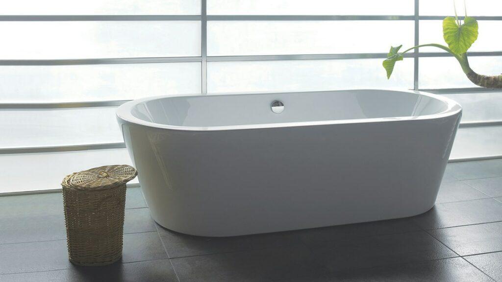 Акриловая ванна как выбрать достоинства и недостатки материала