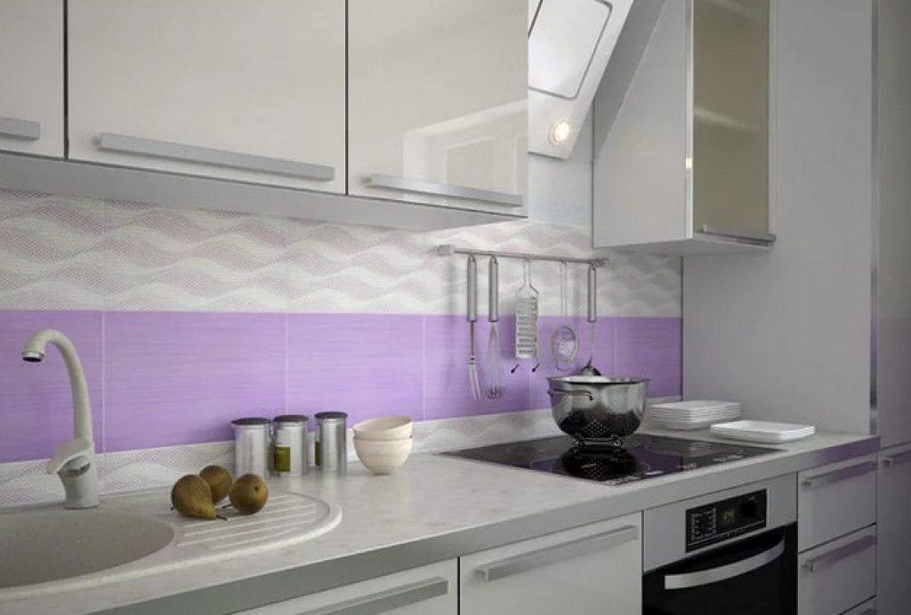 фиолетовый фартук 3