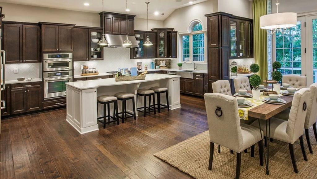Кухня-гостиная большая5