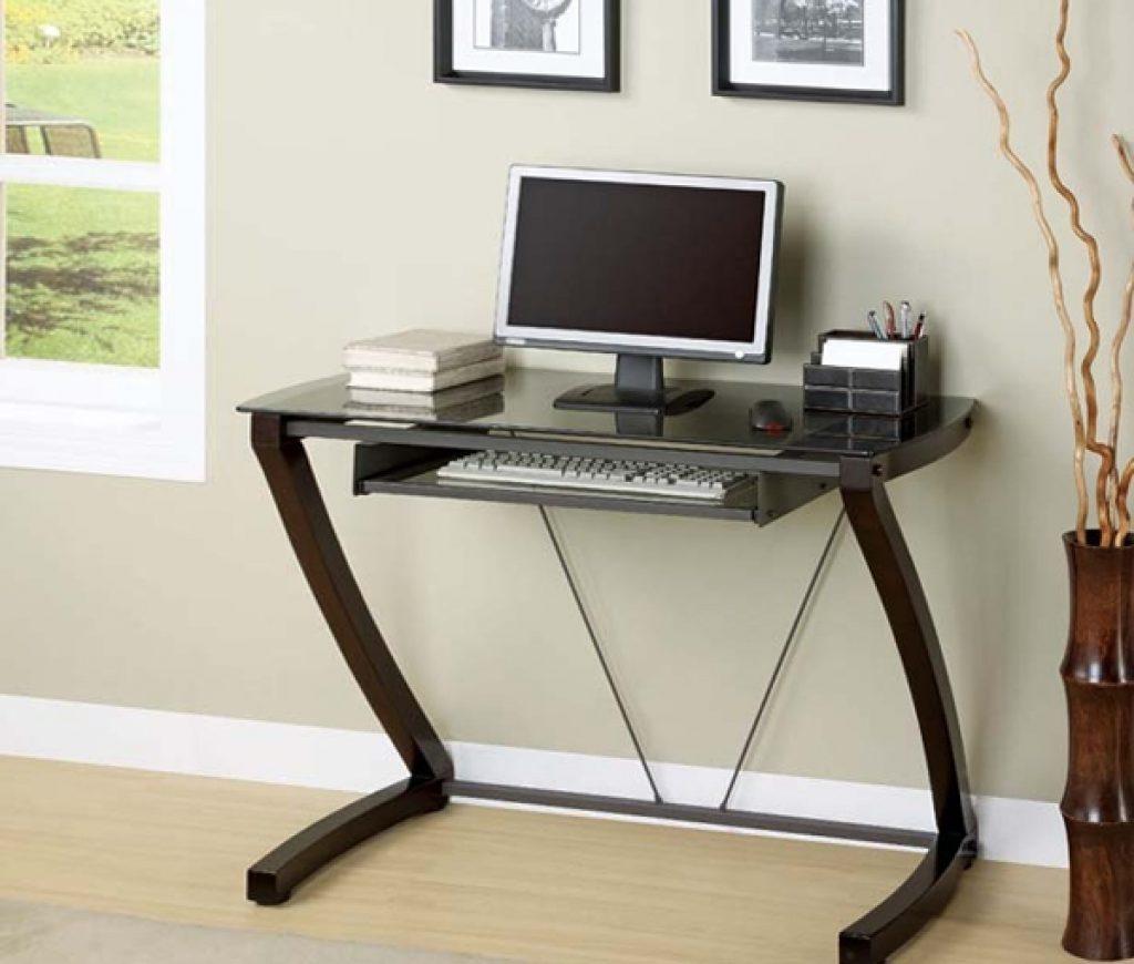 Современная альтернатива — металлический компьютерный стол