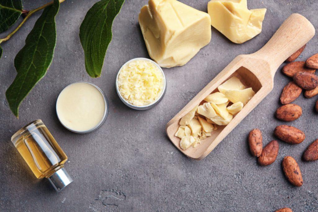 Масло от растяжек. Какао масло