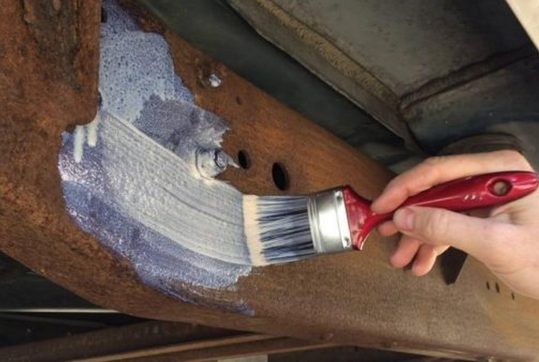 Краска по ржавчине- какая бывает и как правильно выбирать