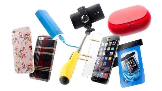 Аксессуары для смартфонов