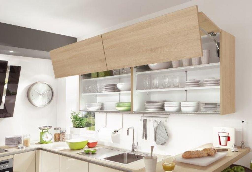 Навесные шкафы для кухонного гарнитура