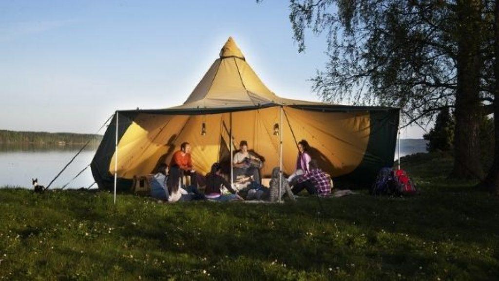 Какую выбрать палатку