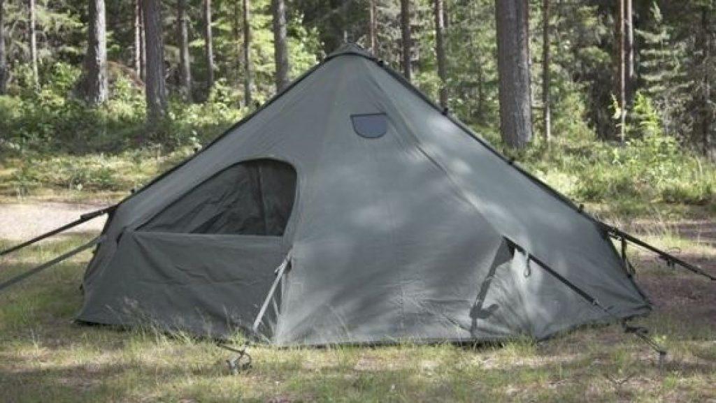 Финская палатка