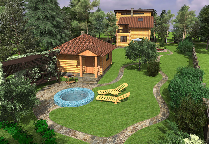 Планирование и строительство бани
